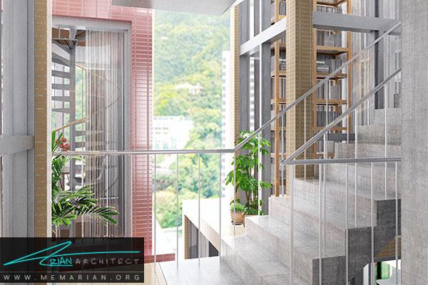 خانه های متراکم کوچک - معماری متراکم