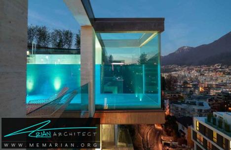 مجتمع شیشه ای - معماری شیشه ای