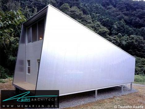 خانه آلومینیوم پیش ساخته -خانه فلزی