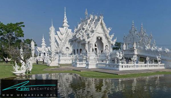معبد بیگانگان-سازه های تخیلی