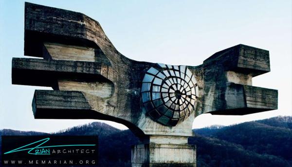 بنای تاریخی جنگ جهانی دوم-سازه های تخیلی