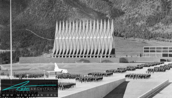 آکادمی نیروی هوایی ایالات متحده-سازه های تخیلی