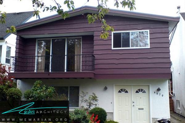 بازسازی خانه ونکوور ویژه - بازسازی مدرن