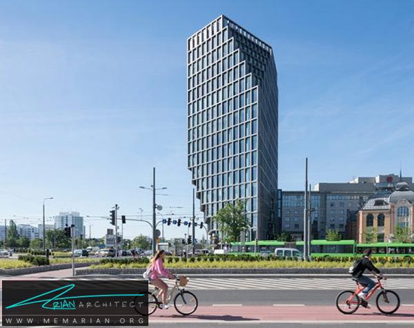 خطای دید ساختمان نامتعادل - خطای دید در معماری