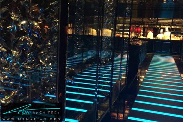 رستوران توسا در هنگ کنگ- رستوران های مرتفع