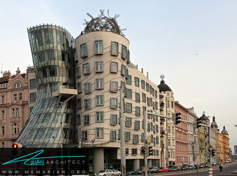 ساختمان رقاص - معماری عجیب و غریب