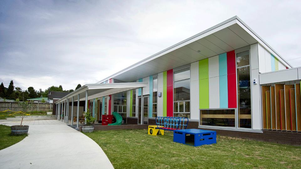 طراحی دکوراسیون داخلی و معماری مهد کودک