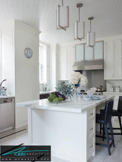 دکوراسیون مدرن و جذاب -دکوراسیون داخلی آشپزخانه