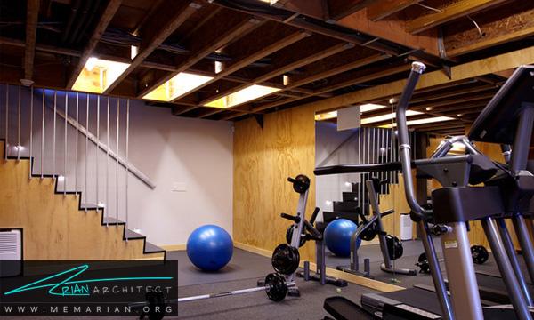 تفاوت معماری سالن های ورزشی با سایر سازه ها- معماری سالن ورزشی