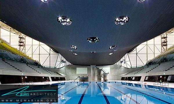 عوامل موثر در معماری سالن ورزشی- معماری سالن ورزشی