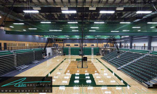 در معماری سالن ورزشی، چه مواردی رعایت شود؟- معماری سالن ورزشی