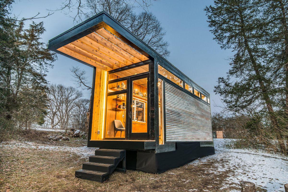 معرفی 10 خانه با معماری جمع و جور