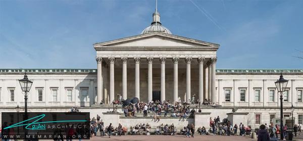 دانشکده معماری بارتلت در لندن -برترین دانشکده های معماری جهان