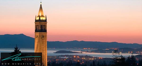 دانشگاه کالیفرنیا، برکلی -برترین دانشکده های معماری جهان