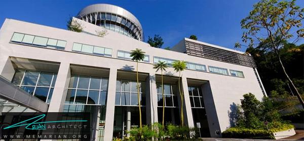 دانشگاه ملی سنگاپور-برترین دانشکده های معماری جهان
