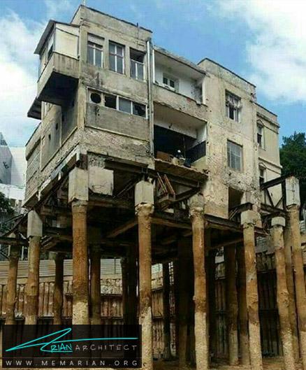گودبرداری بدون تخریب -نکات کاربردی معماری
