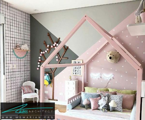 بهترین چیدمان های اتاق کودک و نوزاد دختر و پسر (1)