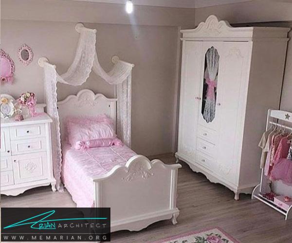 بهترین چیدمان های اتاق کودک و نوزاد دختر و پسر (3)
