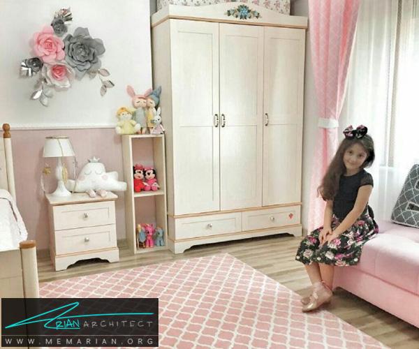 بهترین چیدمان های اتاق کودک و نوزاد دختر و پسر (7)