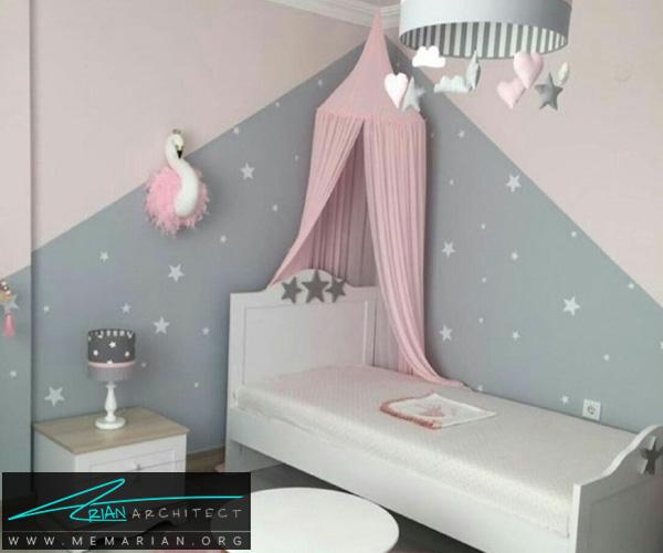 بهترین چیدمان های اتاق کودک و نوزاد دختر و پسر (9)