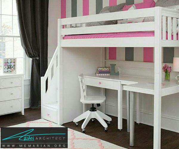 دکوراسیون اتاق کودک - بهترین چیدمان برای اتاق خواب پسر و دختر (4)