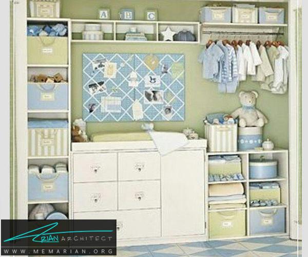 دکوراسیون اتاق کودک - بهترین چیدمان برای اتاق خواب پسر و دختر (3)