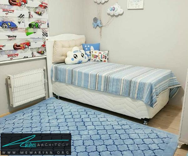 بهترین دکوراسیون اتاق خواب کودکان دختر و پسر (6)