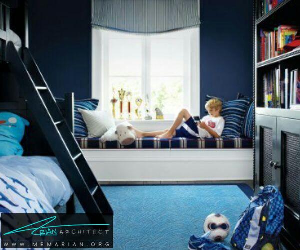 دکوراسیون اتاق کودک - بهترین چیدمان برای اتاق خواب پسر و دختر (1)