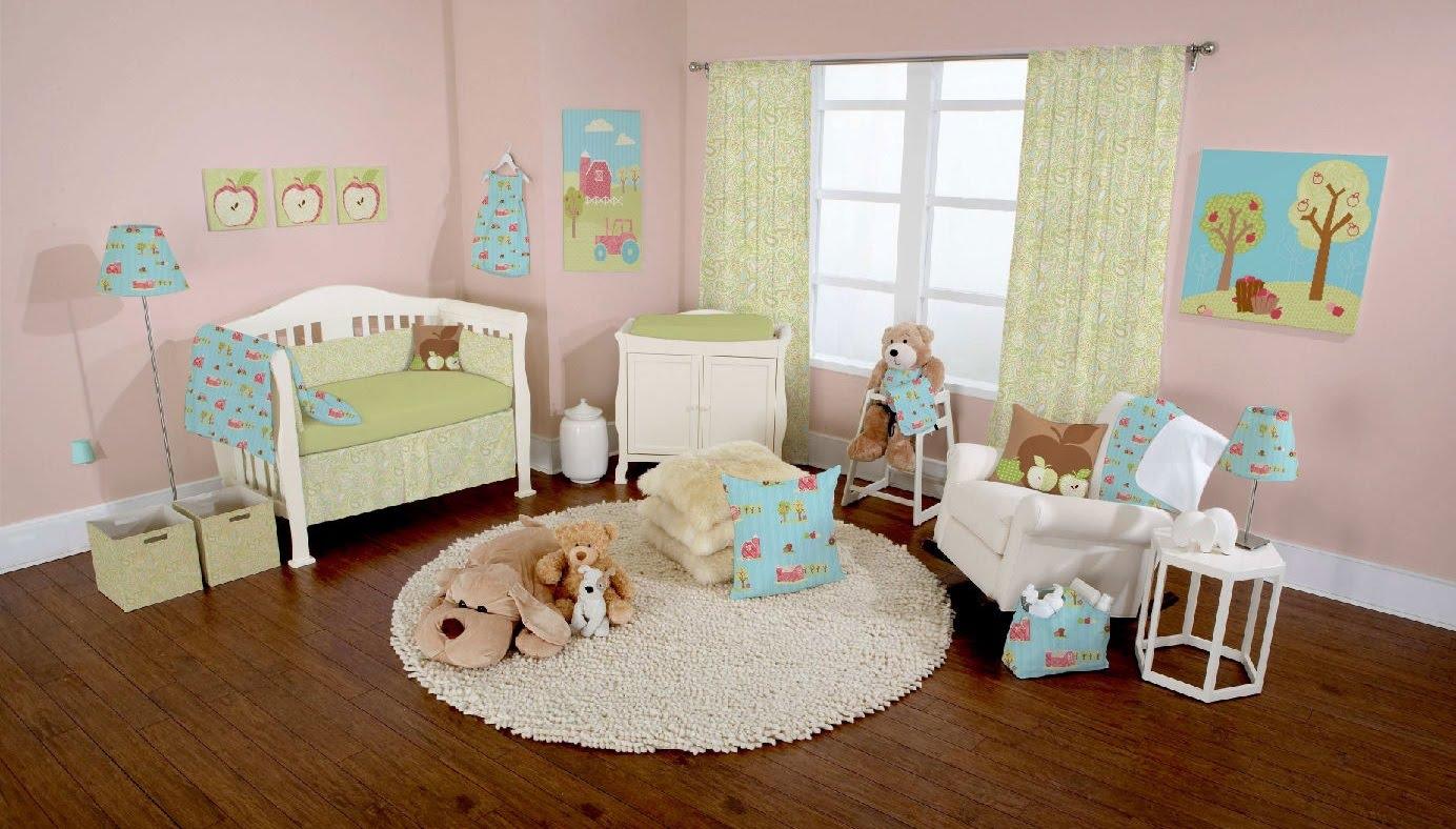 بررسی دکوراسیون اتاق کودک دختر و پسر