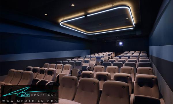 رابطه بین سینما، معماری و طراحی دکوراسیون داخلی
