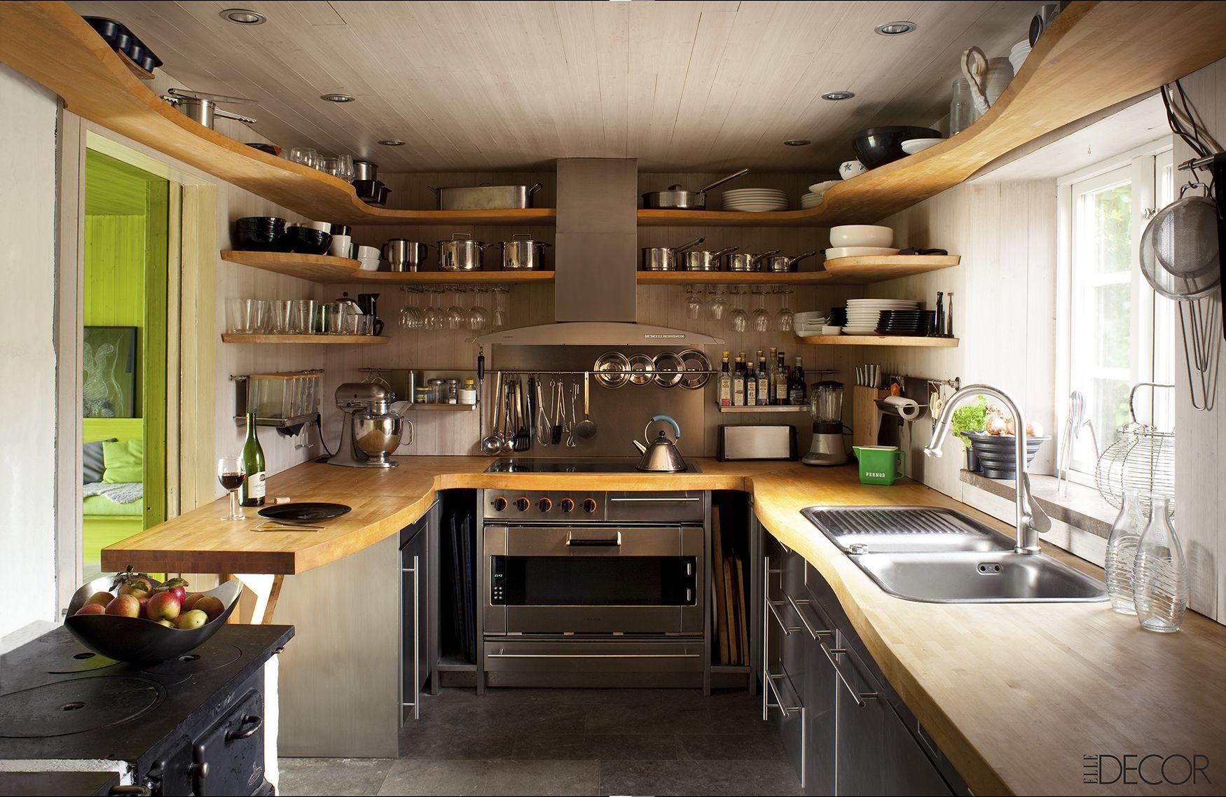 دکوتراپی آشپزخانه و اهمیت دکوراسیون آشپزخانه