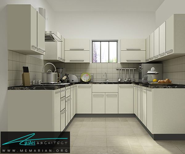 کابینت کشویی، انتخابی خوب برای آشپزخانه شما -کابینت آشپزخانه