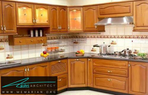 انتخاب بهترین رنگ کابینت MDF -کابینت آشپزخانه