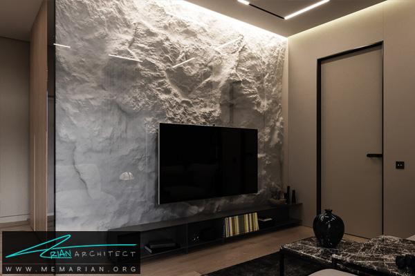 طراحی دکوراسیون مدرن و لوکس برای اتاق خواب مَستر