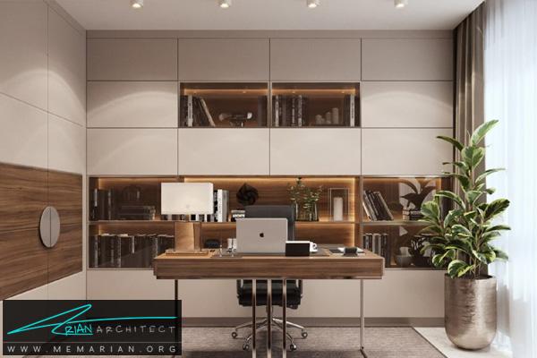 طراحی دکوراسیون اتاق خواب مدرن