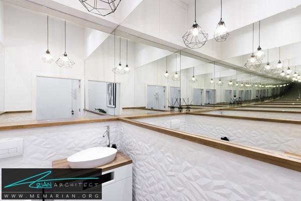 طراحی بسیار شیک و مدرن برای مطب دندانپزشکی CREDUS کشور لهستان (2)