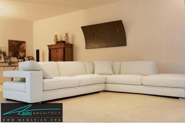 بررسی بهترین چیدمان مبل ال در دکوراسیون منزل