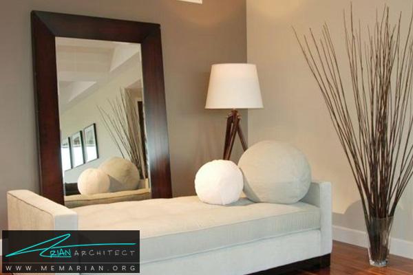 استفاده از دکوراسیون آینه در خانه چه فایده ای دارد؟