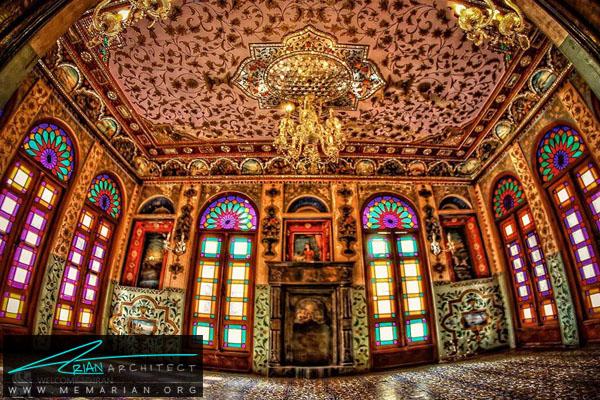 معماري سنتي ايراني در گذشته
