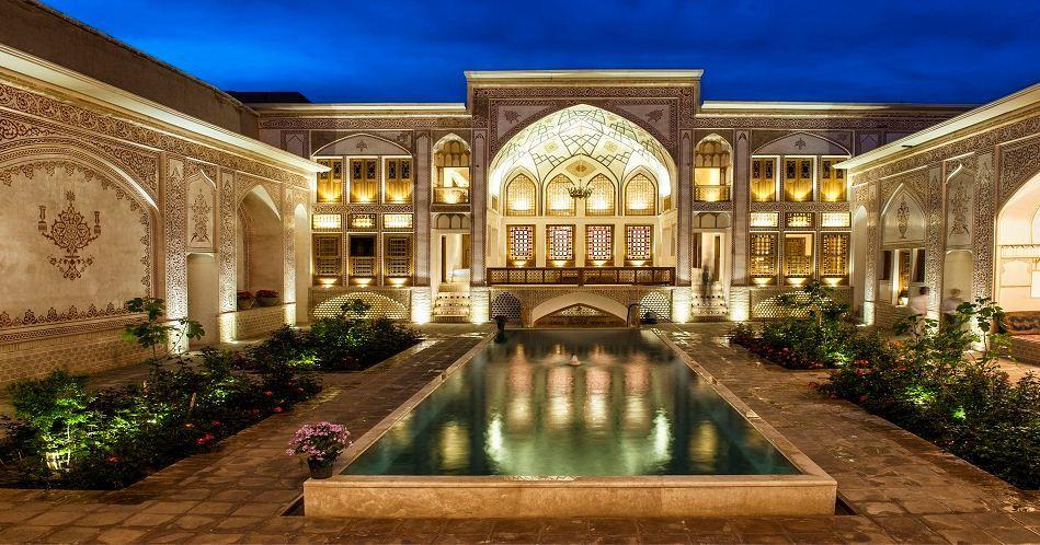 نگاهی به معماری سنتی و اصیل ایرانی