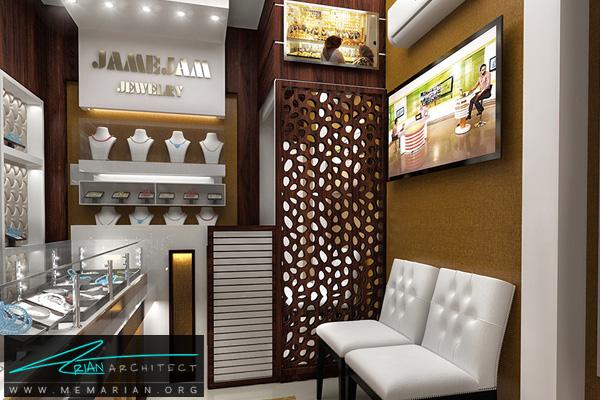 طراحی دکوراسیون داخلی جواهر فروشی (2)