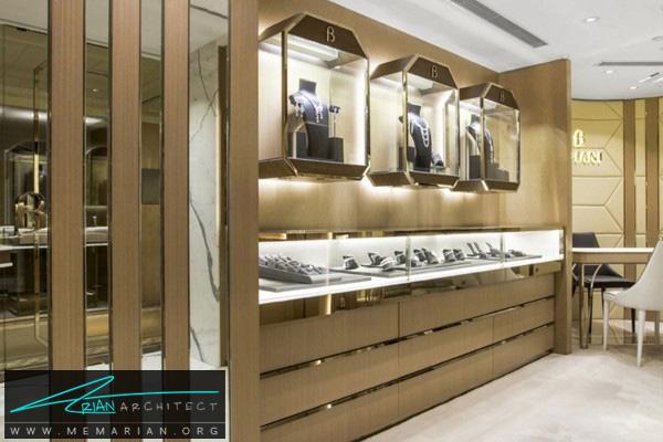 طراحی فضای داخلی طلا فروشی (3)