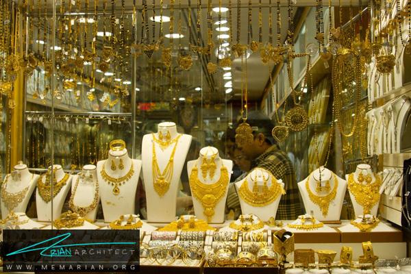 طراحی دکوراسیون داخلی جواهر فروشی (3)
