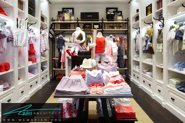 طراحی فضای داخلی فروشگاه سیسمونی کودک و نوزاد (4)