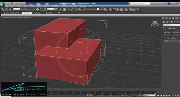 بهترین نرم افزارهای معماری -(2) 3D Studio Max