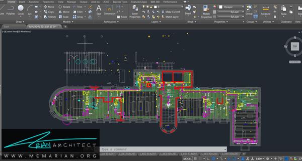 بهترین نرم افزارهای معماری -(2) Autocad