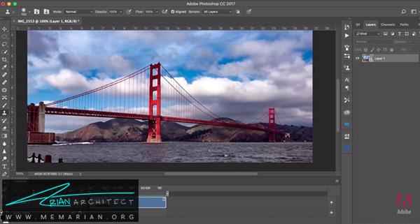 بهترین نرم افزارهای معماری -(2) Photoshop