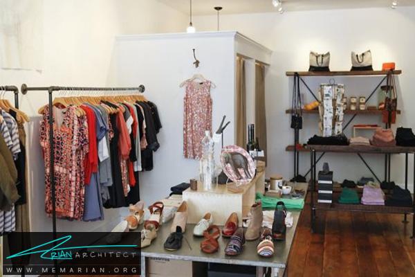 اهمیت دکوراسیون فروشگاه پوشاک