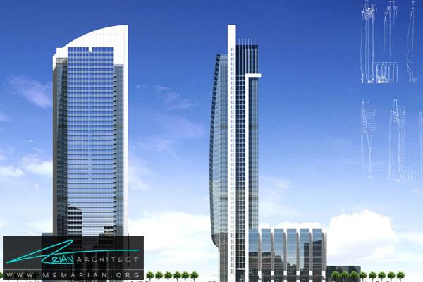 معماری و طراحی دکوراسیون پروژه های تجاری-تفاوت سازه های مسکونی و تجاری