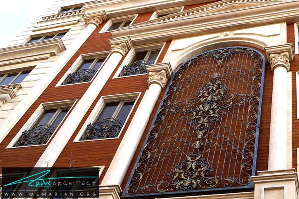 نما -اصطلاحات معماری